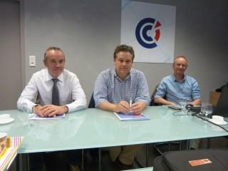 High Hospitality à la CCI de la Lozère - conférence de presse