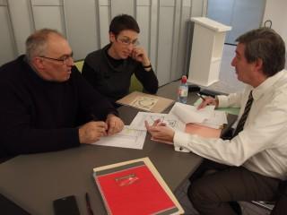 Atelier menus et cartes avec la CCI de la Lozère