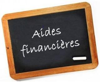 Aides financieres Région