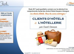 Les attentes & les comportements d'achat des clients d'hôtels français et étrangers
