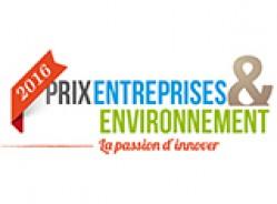 Prix Entreprises et Environnement 2016